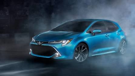 2019 Toyota Corolla Hatchback Gets Sharper Looks, New Platform