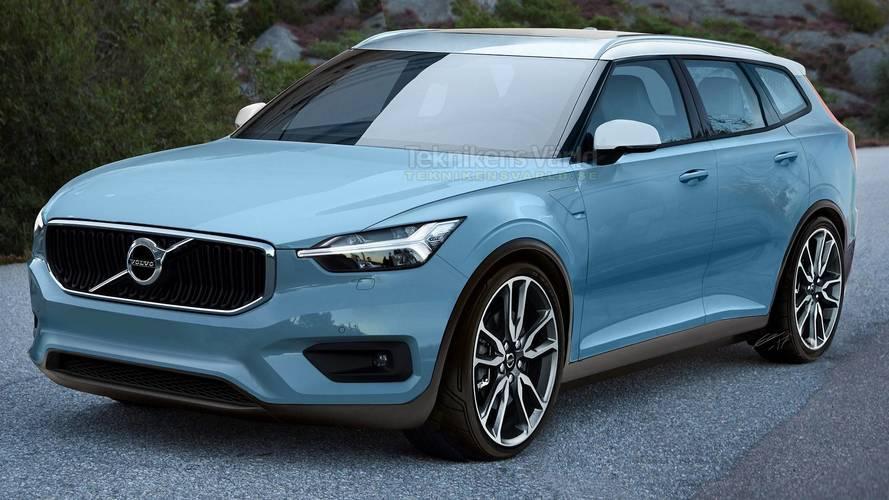 Design - Comme ceci la future Volvo V40 ?