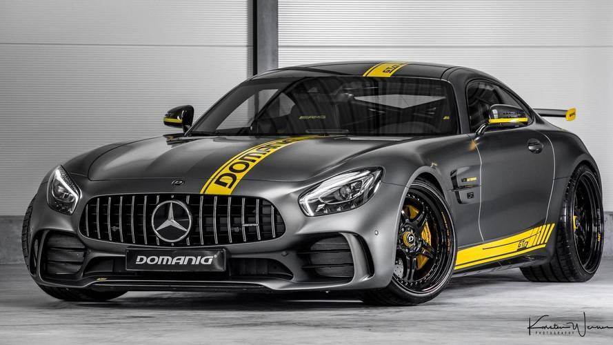 Bu modifiye firması Mercedes-AMG GT R'ı 769 beygire yükseltiyor