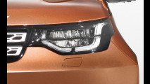 Nuova Land Rover Discovery, foto teaser