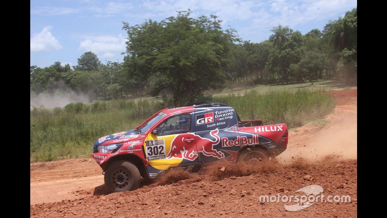 Dakar 2017, tappa 1