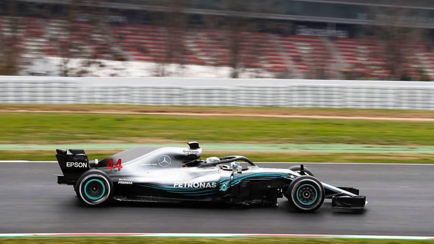 McLaren se luce en fiabilidad y Mercedes, en velocidad