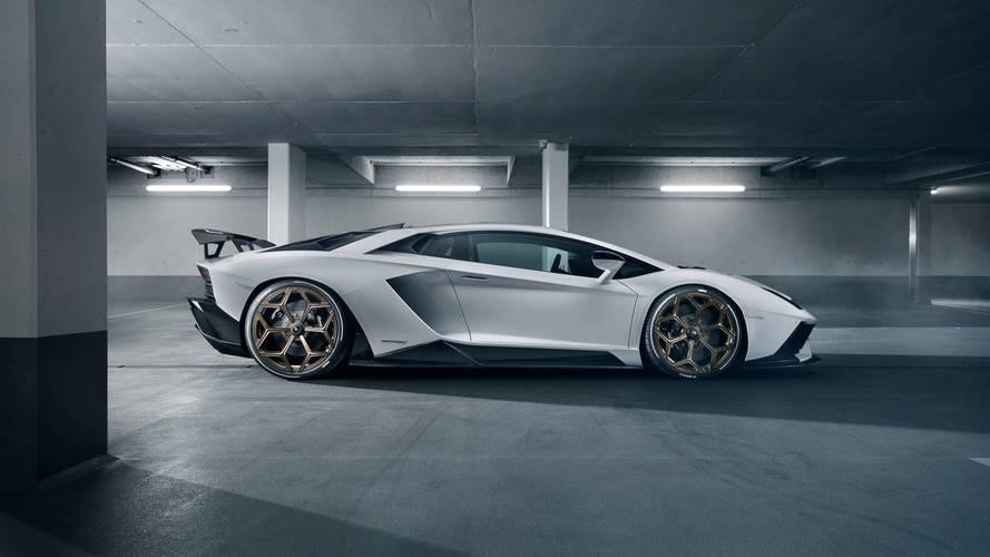 Lamborghini Aventador S Novitec 2018: más ligereza y potencia
