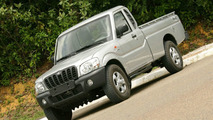 Mahindra Scorpio Two-door Pick-up truck