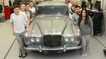 1965 Bentley T-Series restorasyonu