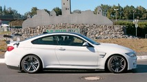 BMW M4 prototipi casus fotoğraflar