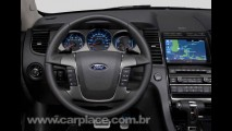 Ford Taurus SHO 2010 - Versão esportiva tem motor V6 de 365cv - Veja o vídeo