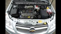 Chevrolet Vectra Elite ganha opção de motor 2.0 Flexpower e GPS de série