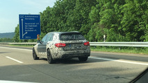 Possible hardcore Mercedes-AMG C63 Estate spy photos