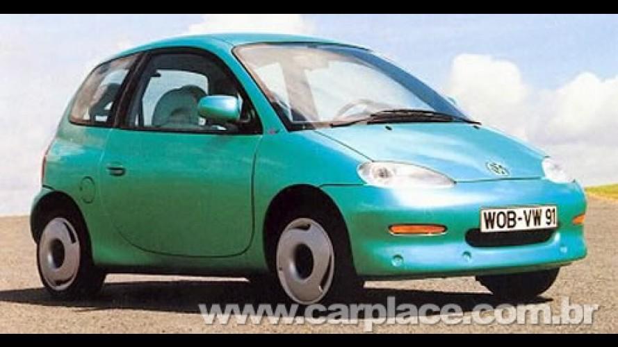 Volkswagen Chico - Revista diz que VW lançará mini-carro de 2 lugares em 2011