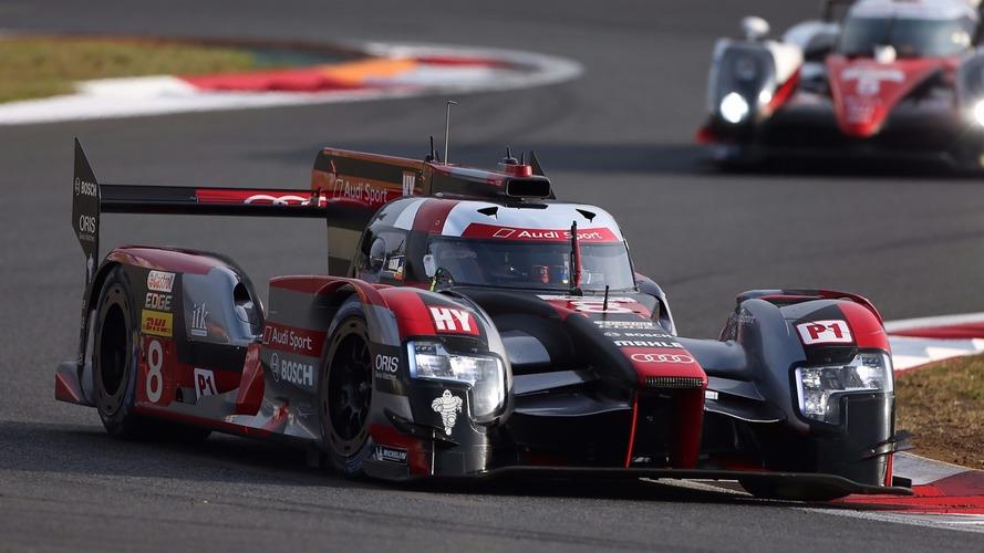 WEC - Audi et Ford s'offrent les poles à Fuji
