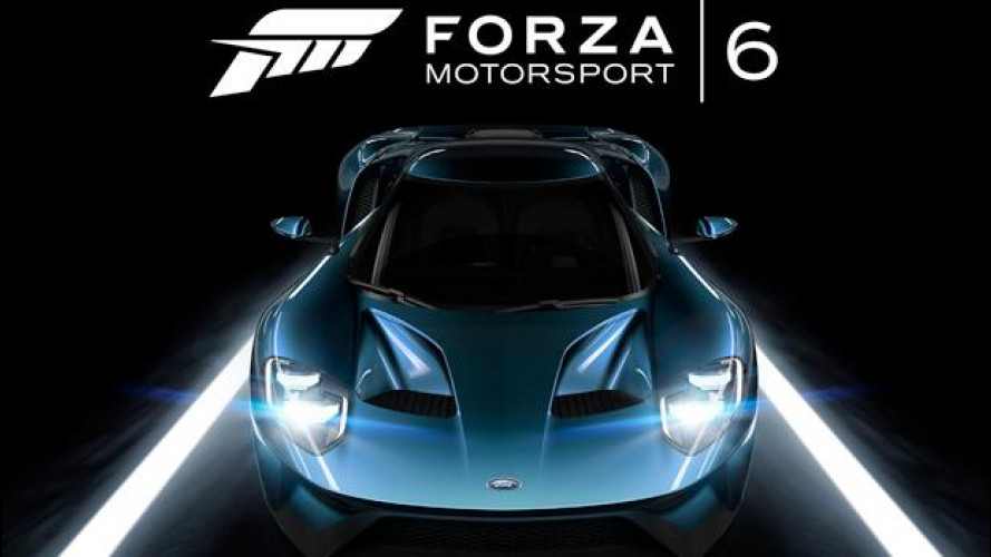 Ford GT protagonista di Forza Motorsport 6