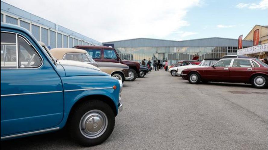 Auto e Moto d'Epoca 2014, un pieno di anniversari