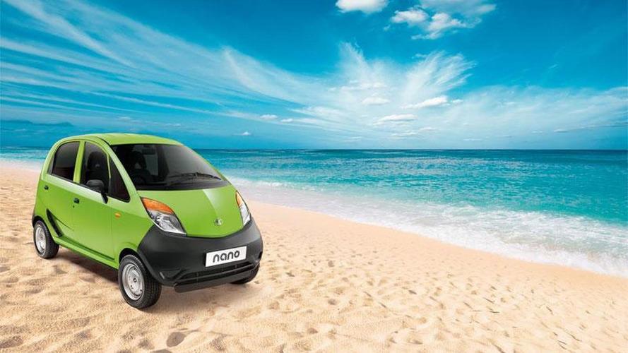 2012 Tata Nano revealed