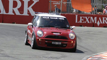 MINI Cooper S Wins Team Australia Speed Comparisons