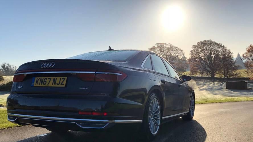 2018 Audi A8 50 TDI