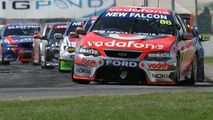 Whincup's 600hp V8 Ford Falcon