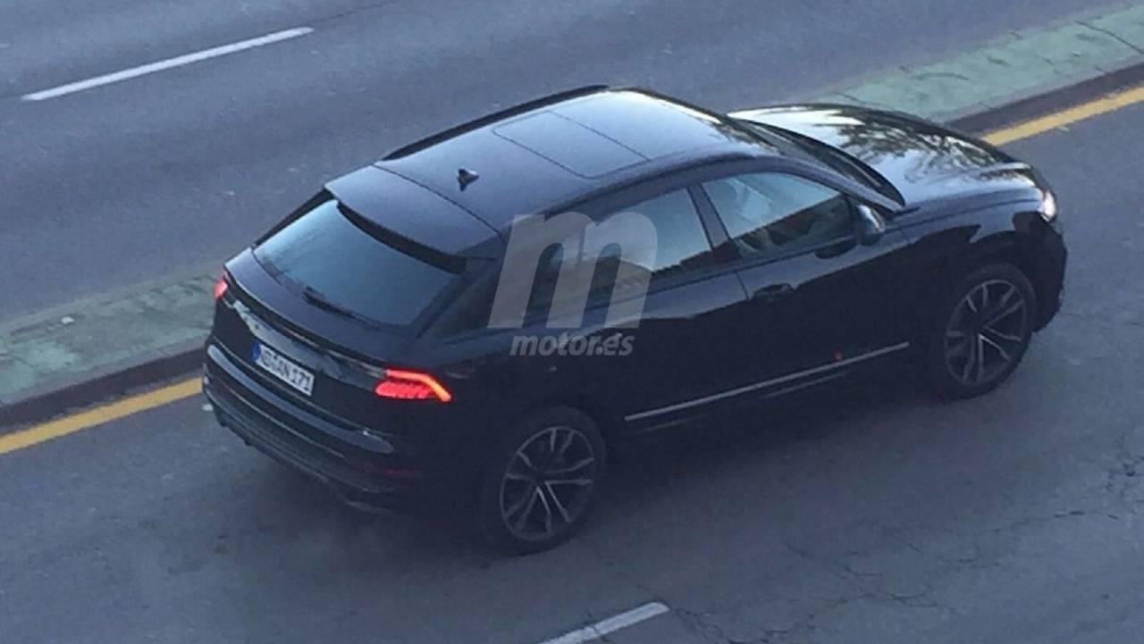 Yeni Audi Q8 Casus Fotoğraflar