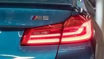 2018 BMW M5 üretimi başladı