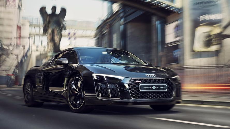 Türünün tek örneği Final Fantasy temalı Audi R8 470 bin dolar değerinde