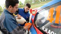 Renault Clio III R.S. GARAC Rallycross