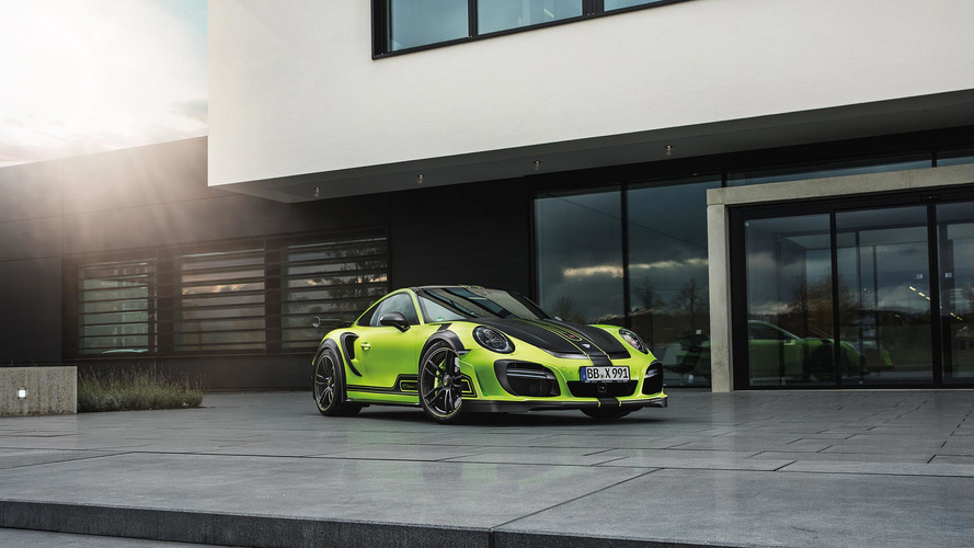 Porsche 911 Turbo Techart GTstreet R