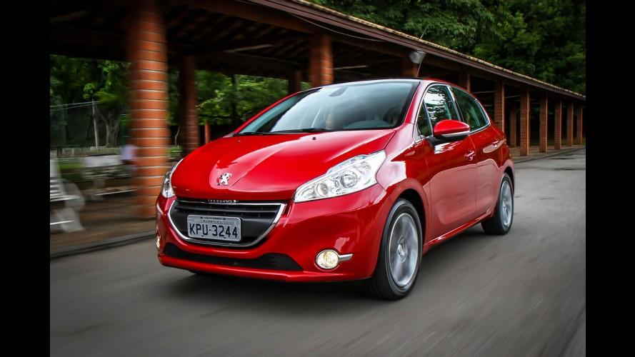 Peugeot 208 e 2008 também têm recall por falha no limpador