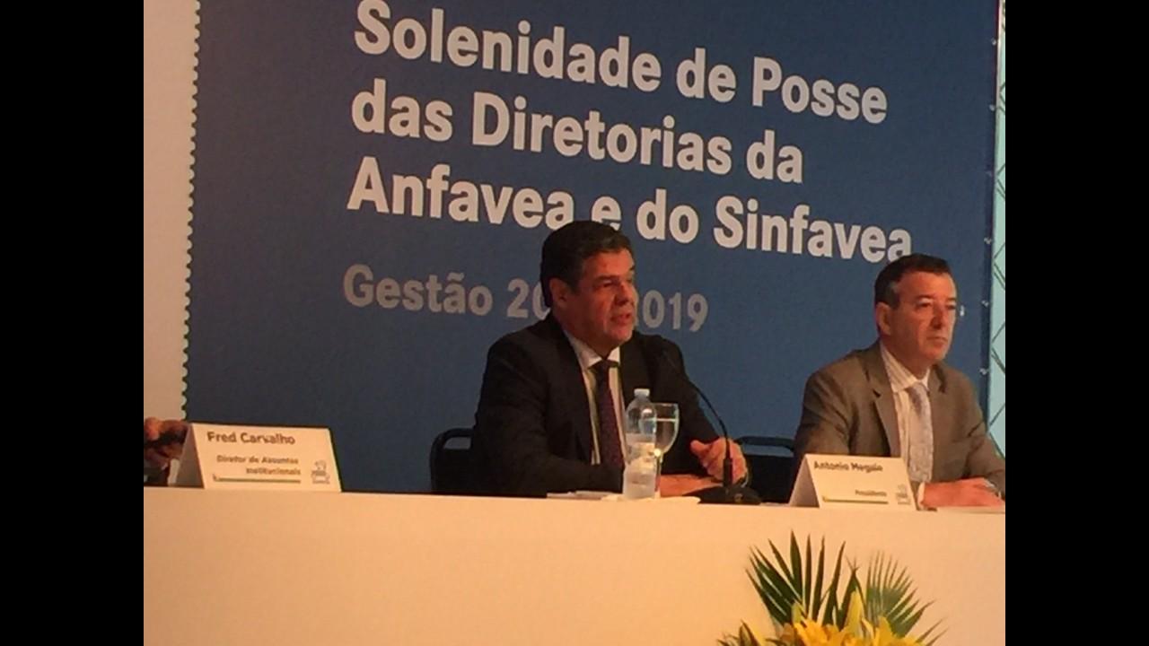"""""""Precisamos de previsibilidade"""", diz Antonio Megale, novo presidente da Anfavea"""