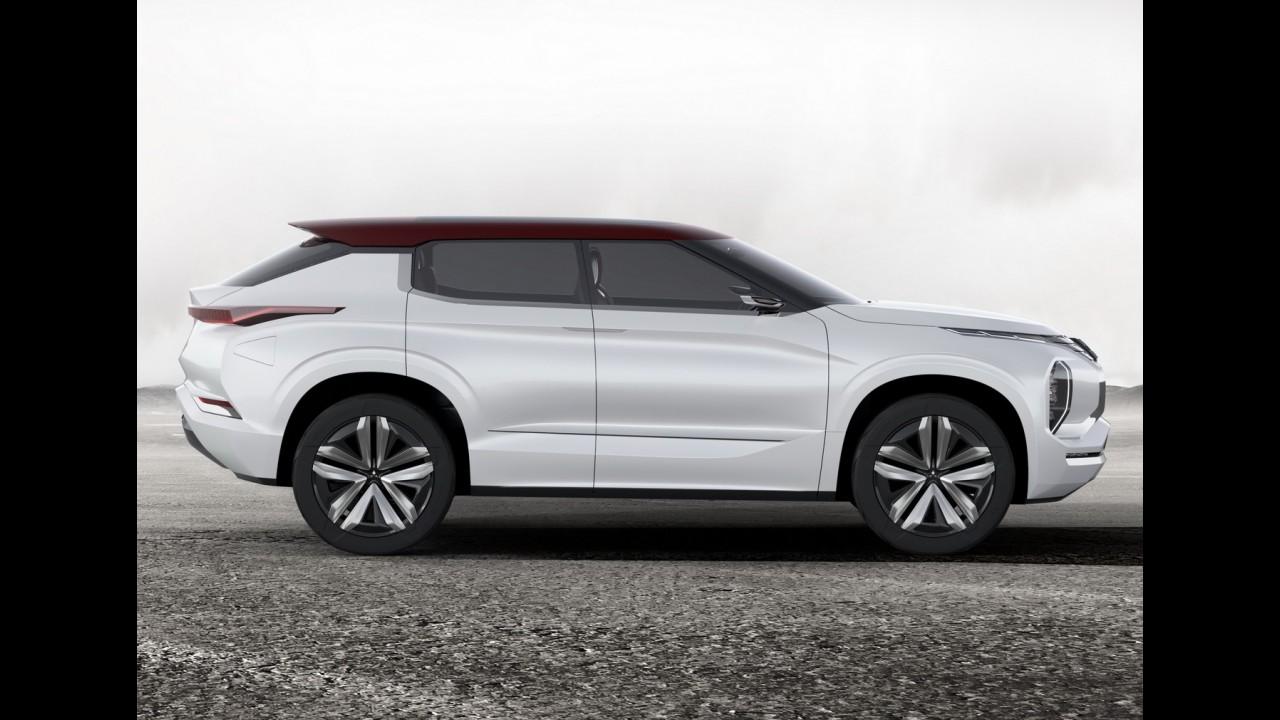 Mitsubishi gt phev price