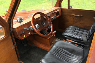 Give this Wooden Pickup Truck a Good Home