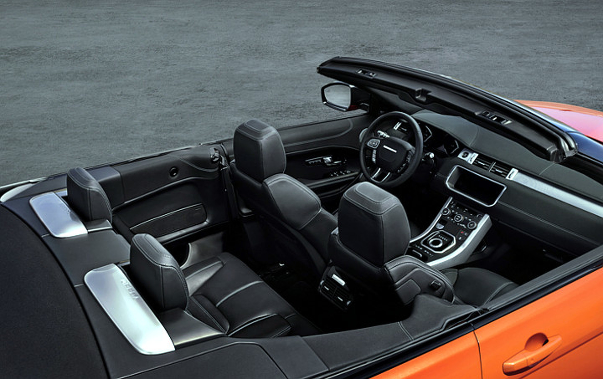 Evoque Convertible Paves the Brave New World of Land Rover