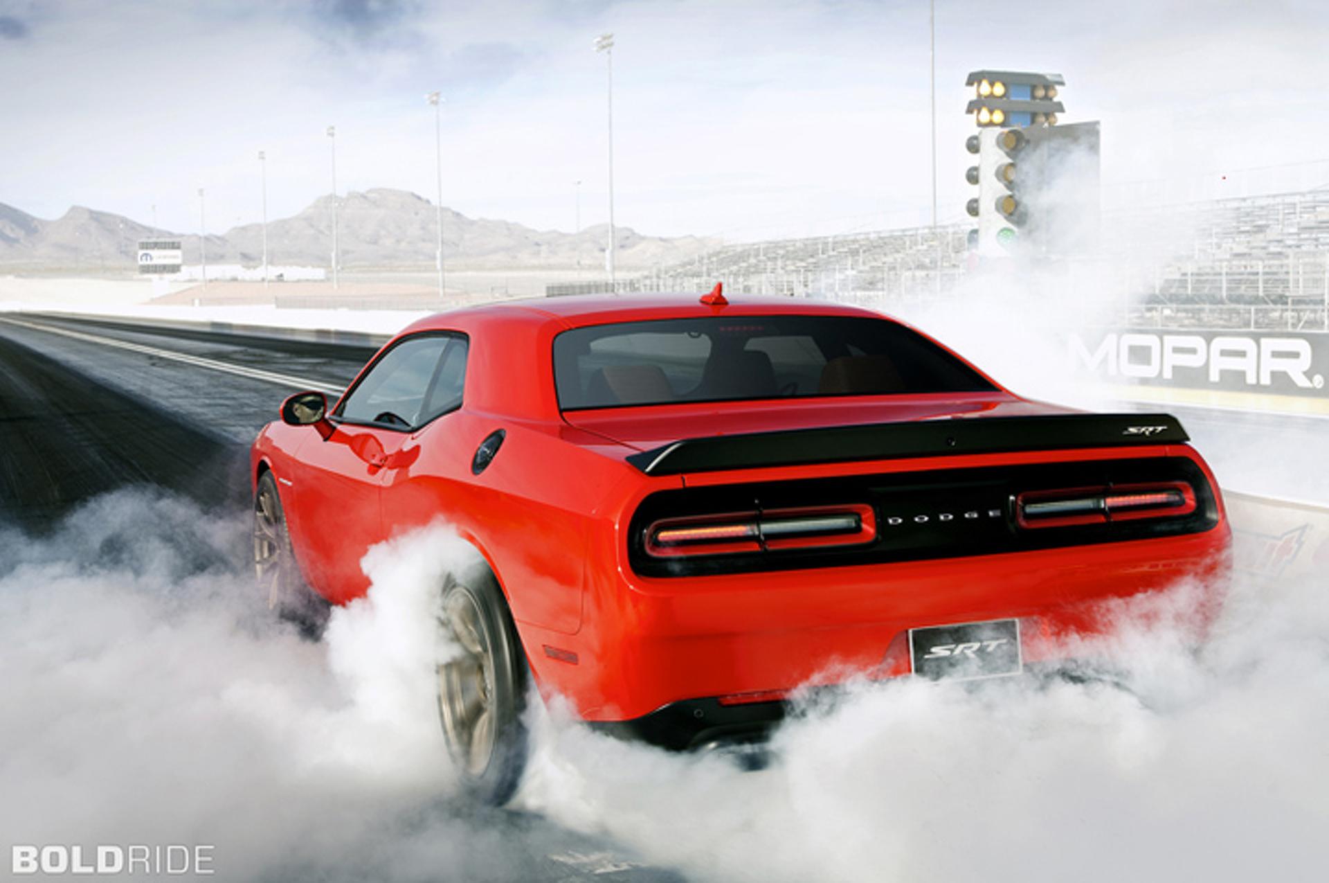 Everyone Needs a Dodge Challenger Hellcat Ringtone [Audio]