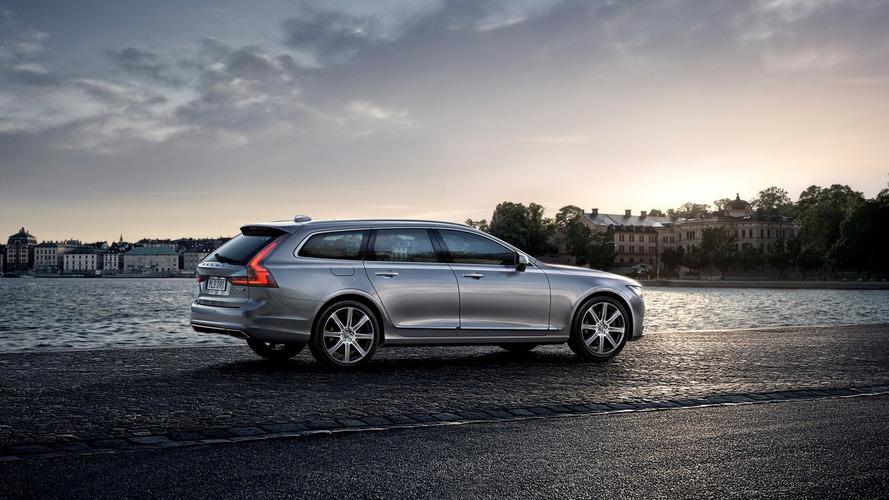 2016 Volvo V90
