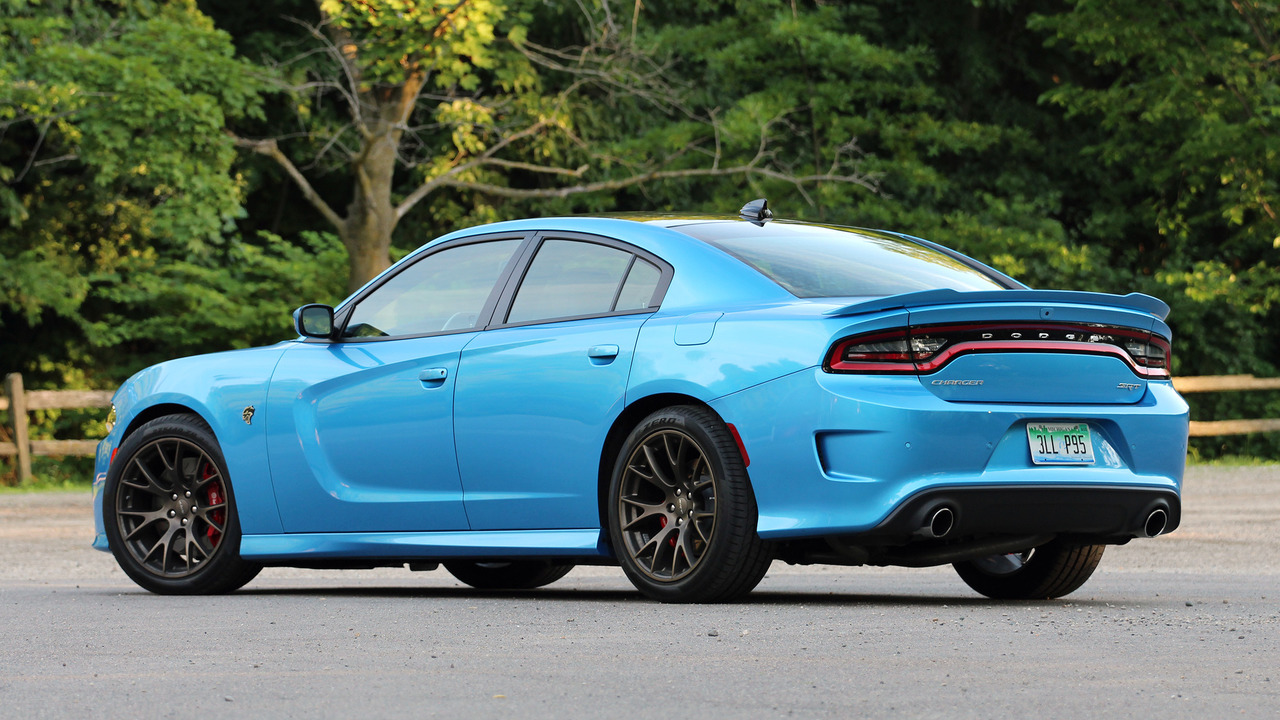 We Buy Used Cars >> Review: 2016 Dodge Charger SRT Hellcat