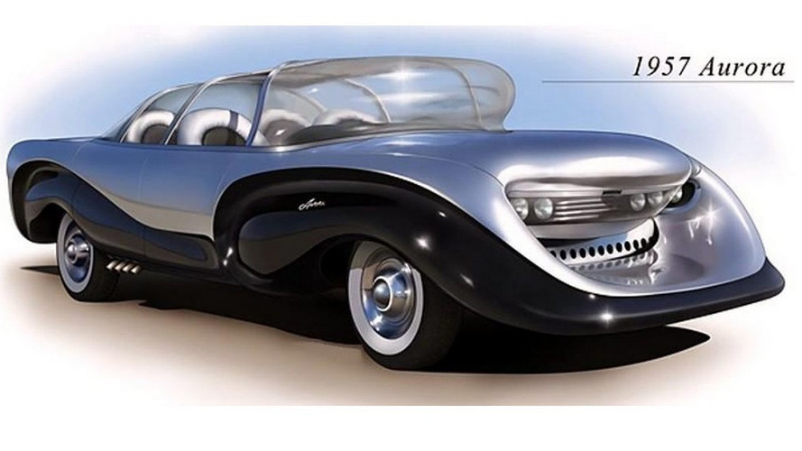 Concept We Forgot: 1957 Aurora Safety Car [video]