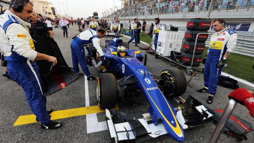 Sauber denies testing new Ferrari engine