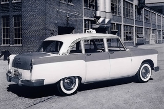 92 Years Ago Today, Checker Produced its First Taxi Cab in Michigan