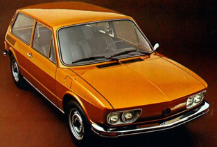 Sports Car Face-Plant: 1972 to 1976 Volkswagen SP2