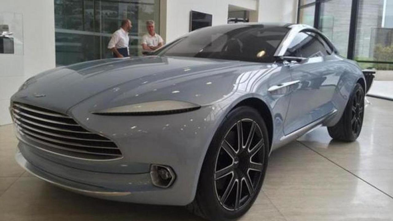 Aston Martin DBX konsepti