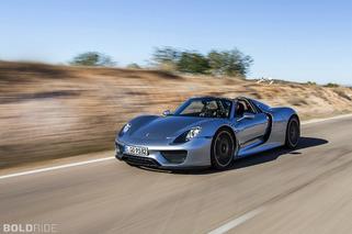 Wanna Buy a Porsche 918 Spyder? Better Hurry