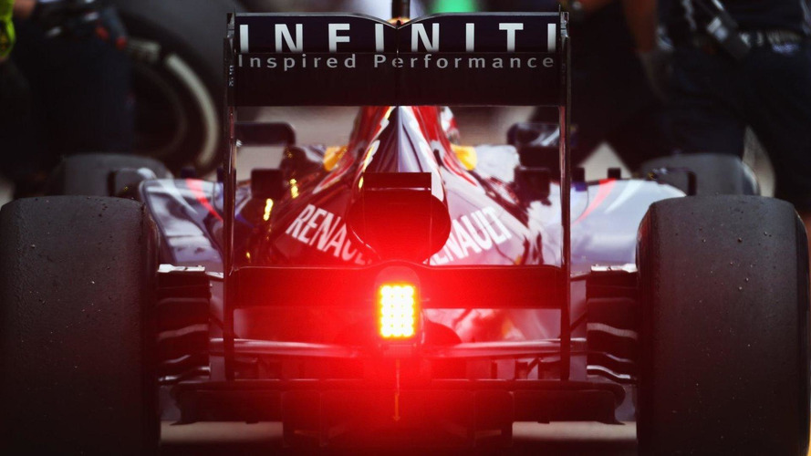 Infiniti announced as Red Bull title sponsor in 2013