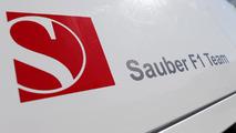 Sauber F1 Team logo