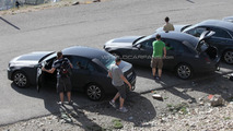 2014 Mercedes C-Class spy photo 01.8.2013