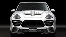 Wald International Porsche Cayenne Turbo Black Bison Edition to debut at SEMA