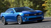 2013 Chevrolet Camaro Hot Wheels Edition
