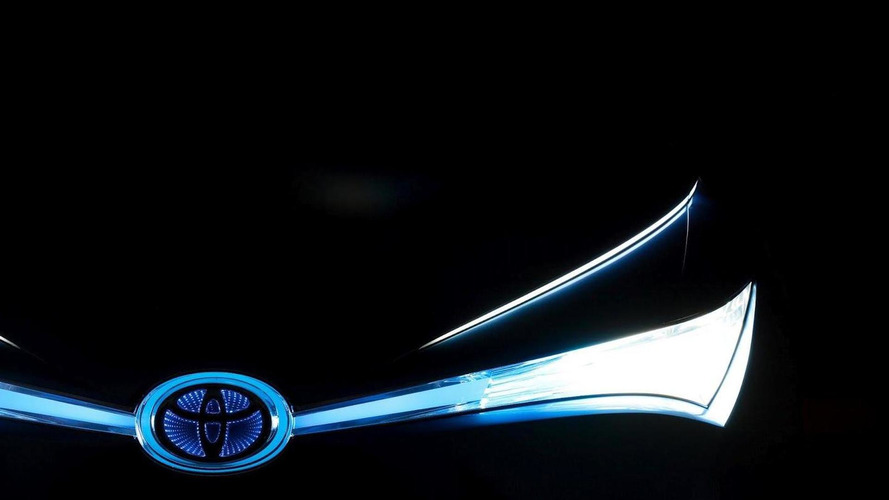 Toyota teases new concept for Auto China 2012