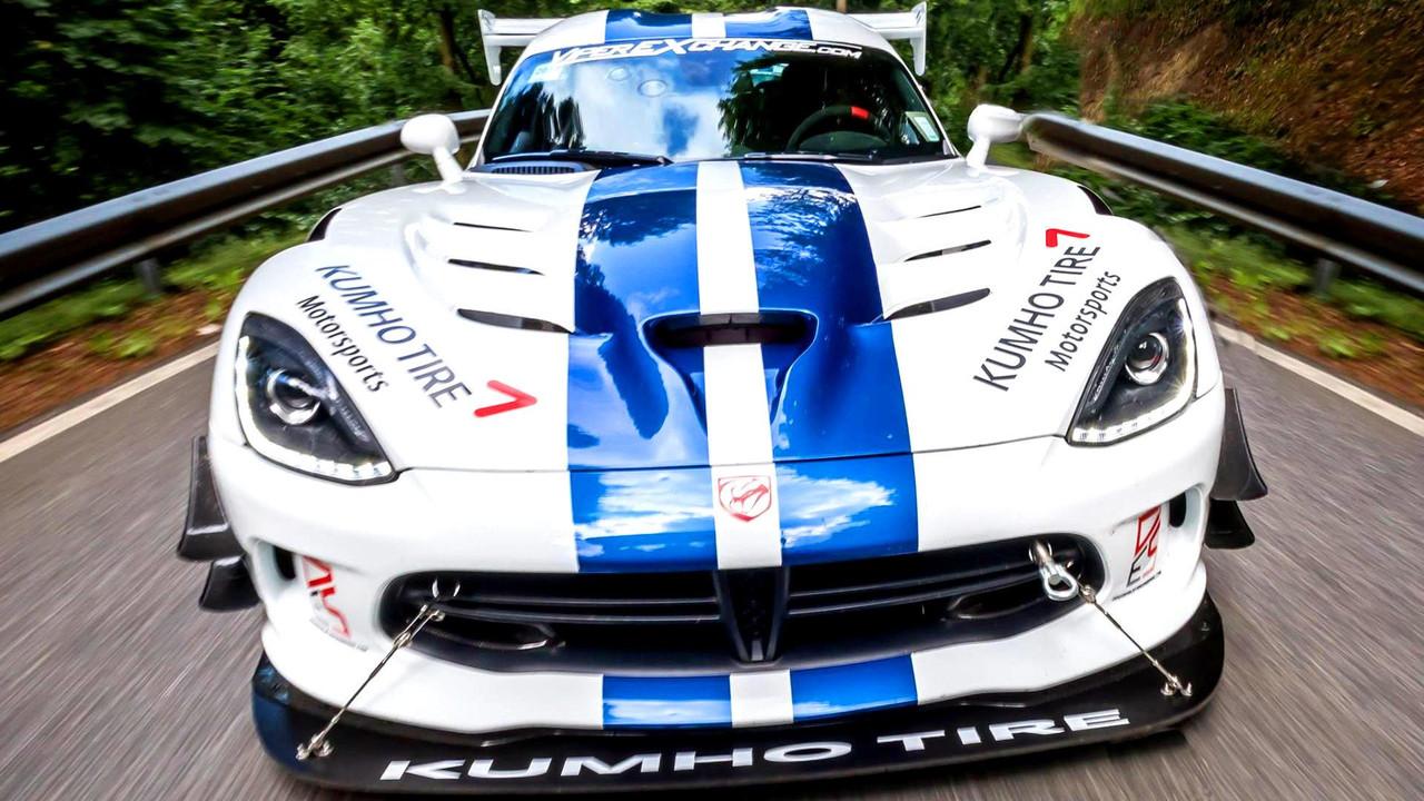 Dodge Viper ACR Nurbugring
