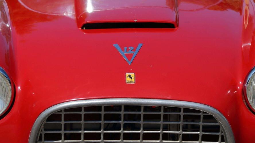 1956 'Baby Ferrari' Bimbo Racer Gokart Replika