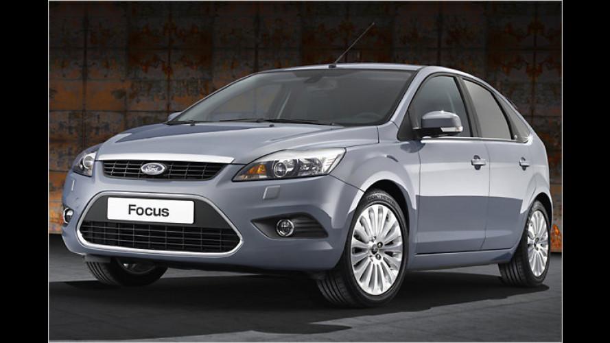 Ford bleibt in Bewegung: Facelift für den Focus