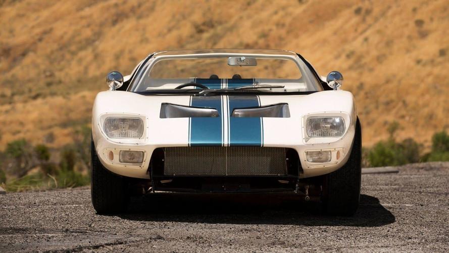 Son orijinal Ford GT40 Roadster satılıyor